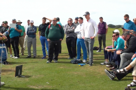 Improve your golf lessons with TrackMan University