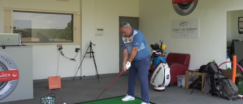 How Strike Is Key In Golf