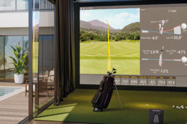 Golf Simulator Solutions for every need